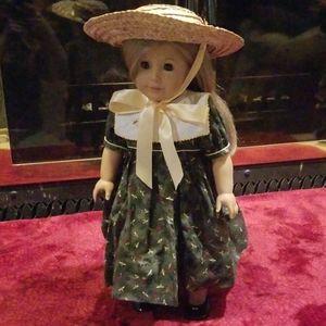 Handmade American Girl Victorian bee dress